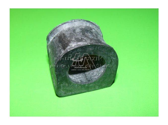Silentblok lůžko stabilizátoru přední Fabia 19,8mm