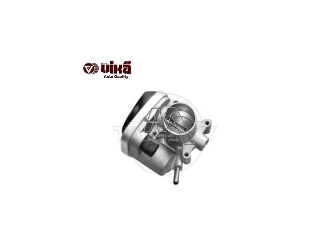 Škrtící klapka motoru Fabia, Octavia 1,2 1,4