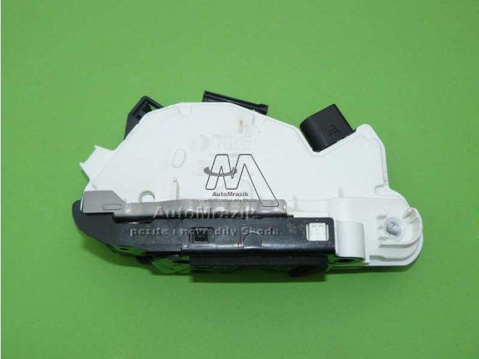 automrazik 5N1837015C Zámek dveří Superb II, Fabia II 11 elektrický levý přední