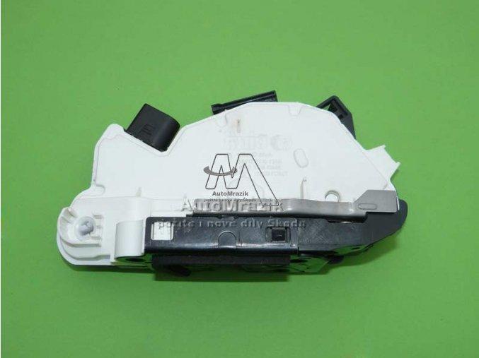 automrazik 5N1837016C Zámek dveří Superb II, Fabia II 11 elektrický pravý přední
