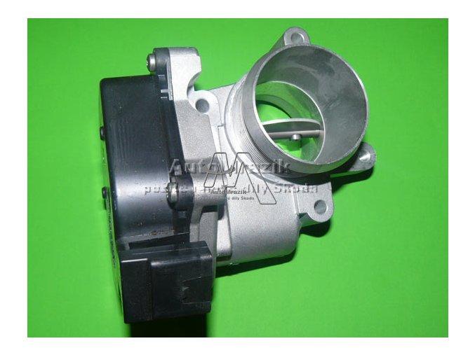 Škrtící klapka motoru 1,6 TDi Common Rail