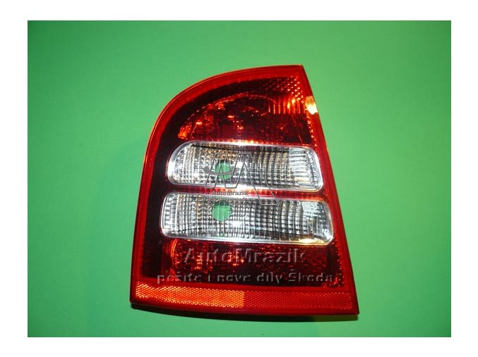Zadní světlomet, lampa  Octavia I 2000- levá-
