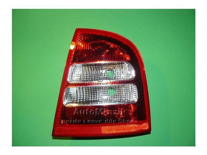 Zadní světlomet, lampa  Octavia I 2000- pravá