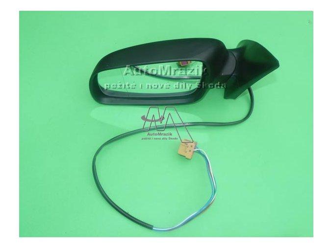 Zrcátko zpětné elektrické Fabia 2000- levé