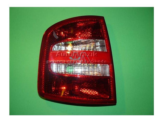 Zadní světlomet, lampa Fabia I combi, sedan levá