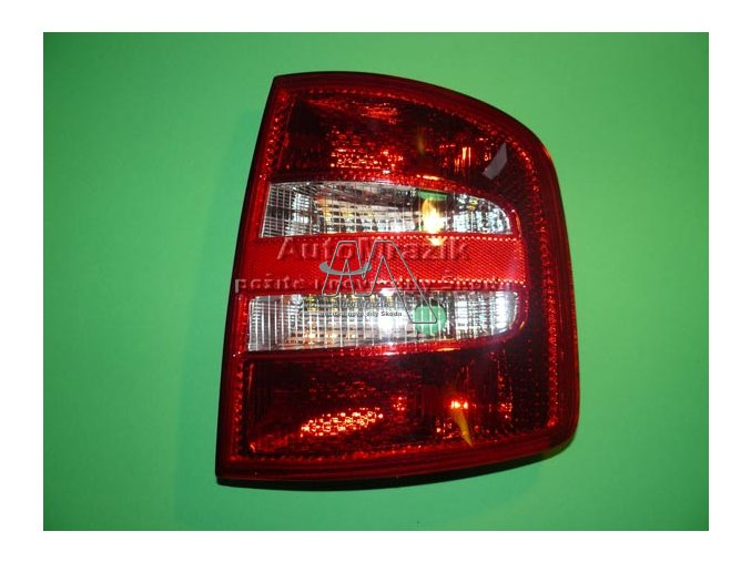 Zadní světlomet, lampa Fabia I combi, sedan pravá