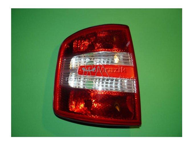 Zadní světlomet, lampa Fabia I 2004- combi, sedan levá