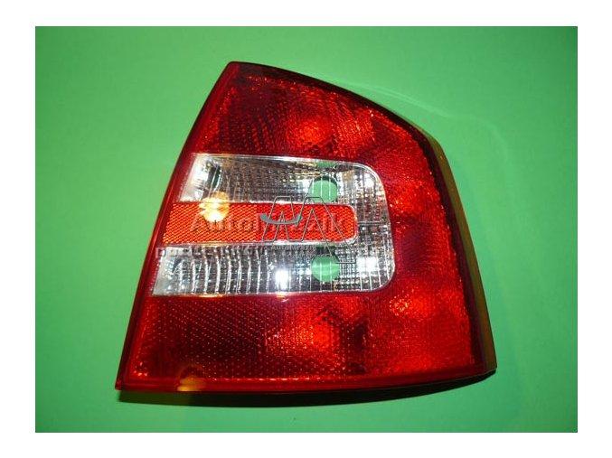Zadní světlomet, lampa  Octavia II 2004- sedan pravá