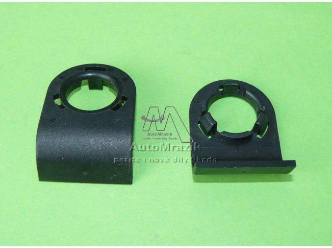 automrazik 6U0823369 Plastová průchodka pro podpěru, tyčku kapoty Favorit, Felicia st.m.