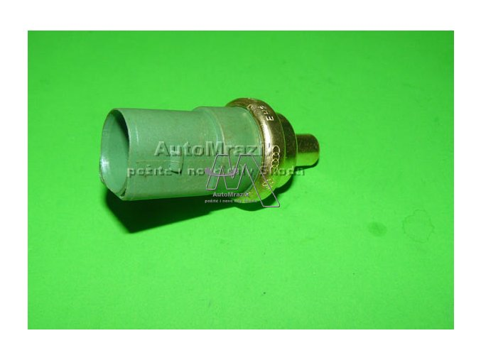 Čidlo teploty motoru zelené Octavia, Superb