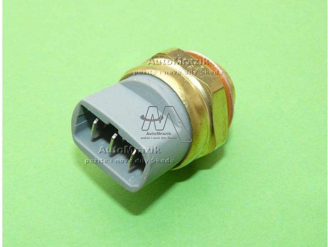 automrazik 6U0959481A Termospínač, spínač ventilátoru chladiče Felicia 1,6, 1,9D