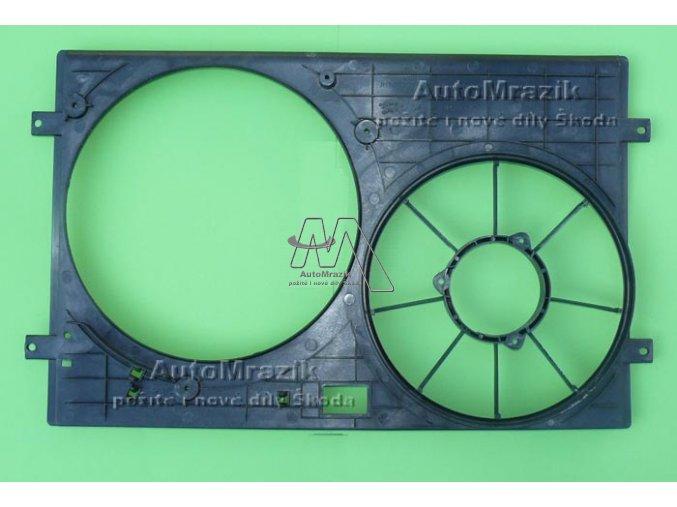 Držák ventilátoru, sahara Fabia I + klimatizace
