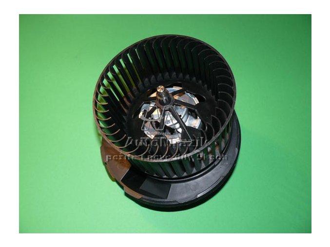 Ventilátor, větrák + motor topení Octavia II, Superb II, Yeti