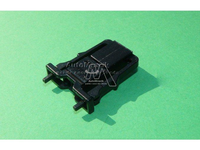 automrazik 1J0971972 Konektor, svorkovnice pro kabeláž 2 pólová plochá