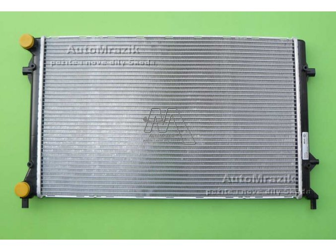 automrazik 1K0121251P Chladič vody Octavia II, Yeti 1,4, 1,6 650x418mm