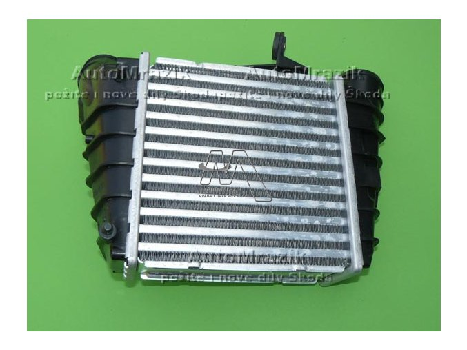 Chladič nasávaného vzduchu, intercooler Fabia I, II Roomster TDi