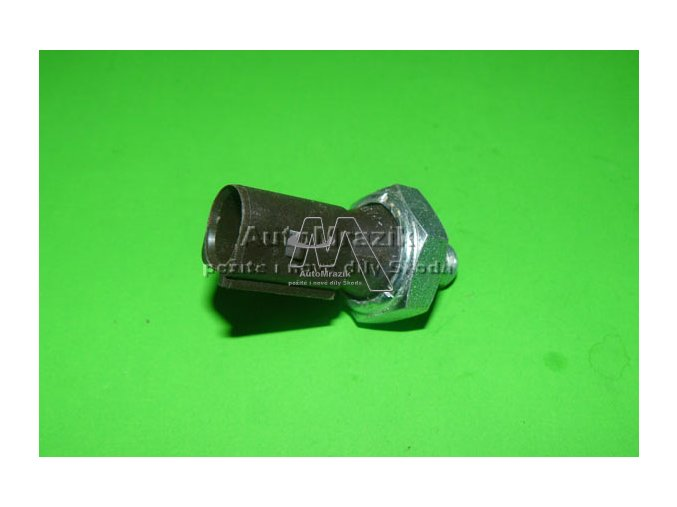 Spínač tlaku oleje hnědý Fabia I, II, Octavia I, II, III, Superb I, II, III, Roomster, Yeti, Kodiaq