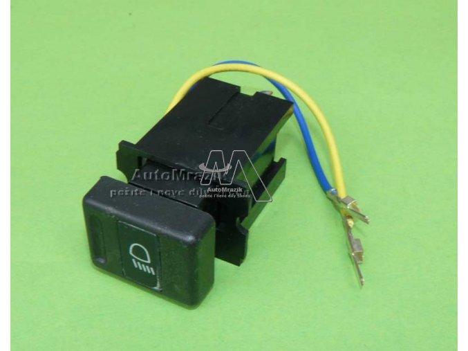 automrazik 115939014 Spínač, ovladač tlumených světel Favorit černý
