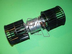 Ventilátor, větrák + motor topení Favorit