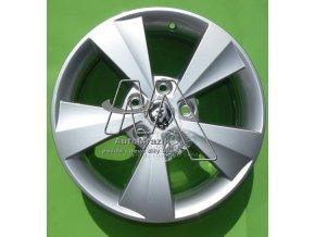 automrazik 5E0071496C Alu kolo, hliníkový disk VELORUM 6,5Jx16 , ET 46 Škoda Octavia III