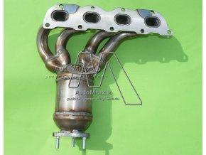 automrazik 036253020P Katalyzátor + sběrné výfukové potrubí Škoda Fabia I, II, Octavia II, Roomster 1.4 16V