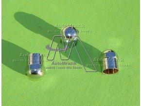 automrazik 102031 Čepička, krytka pro ventilek ozdobná chromová