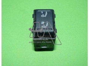 automrazik 5J0963563A Spínač, ovladač vyhřívání sedadel Fabia II, Roomster