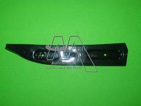 Držák, vodící profil přední nárazník Fabia II , Roomster pravý