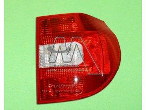 automrazik 5L0945112 Zadní světlomet, lampa Yeti pravá