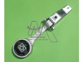 automrazik 6Q0199851AK Držák, silentblok nápravy spodní zadní Fabia I, II, Roomster 1,4 1,6 2