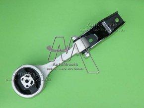 automrazik 6Q0199851AQ Držák, silentblok nápravy spodní zadní Fabia I, II, Roomster 1,4 TDi