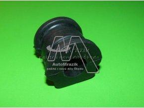Silentblok lůžko stabilizátoru přední Fabia I, II, III, Citigo 16mm