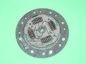 Lamela spojky Fabia I, II, Roomster 1,4 16V 200mm