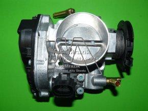 Škrtící klapka motoru Octavia 1.8 92kw