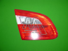 Zadní světlomet, lampa Superb II sedan vnitřní levá