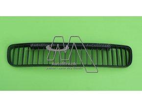 Mřížka, krytka předního nárazníku středová Fabia II, Roomster 2010- facelift