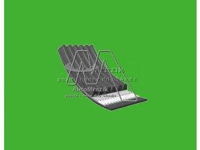 Řemen klínový, drážkový alternátor Fabia I, II, Roomster, Octavia II 1,4 16V