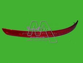 Odrazka pro zadní nárazník Octavia II RS levá