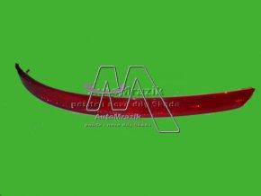 Odrazka pro zadní nárazník Octavia II RS pravá