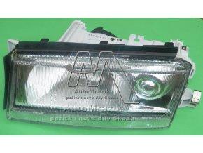 Přední světlo, světlomet, lampa levá Octavia 1997-