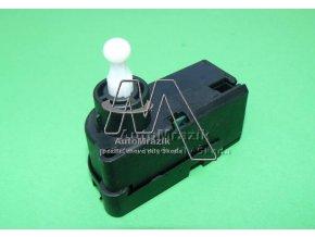 Motorek ovládání sklonu světlometu Octavia I 2000-