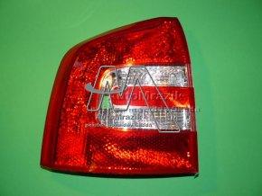 Zadní světlomet, lampa  Octavia II 2004- combi levá