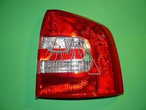 Zadní světlomet, lampa  Octavia II 2004- combi pravá