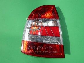 Zadní světlomet, lampa Superb I 2006- levá