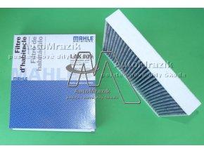 Filtr kabinový uhlíkový Fabia II, III, Roomster, Rapid