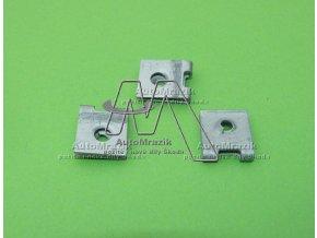 Plechová matice 48x19.5x16.5mm