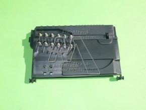 Nosník pojistek, kryt pro baterii Fabia  - benzin