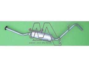 automrazik 6U0253401C Výfuk prostřední díl Felicia 1,3 MPi do 1998