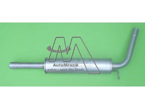 automrazik 6Q0253209TK Výfuk prostřední díl Fabia 1,4