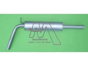 automrazik 6Q0253209J Výfuk prostřední díl Fabia 1,2